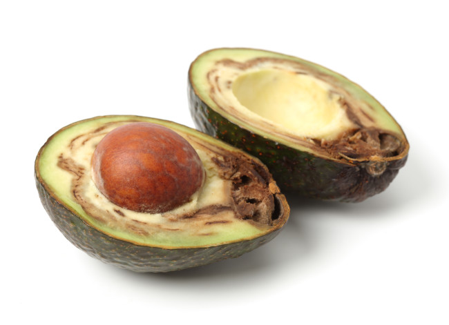 Rotten Avocado - Shutterstock