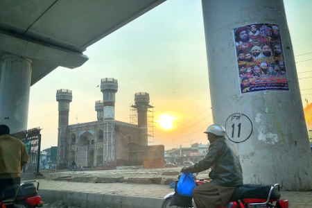 How One Person in Pakistan Made a Difference for Air Quality