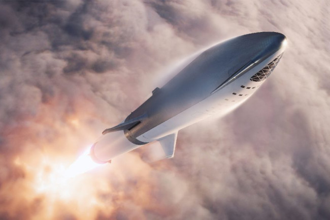 Groundbreaking private rocket company plans