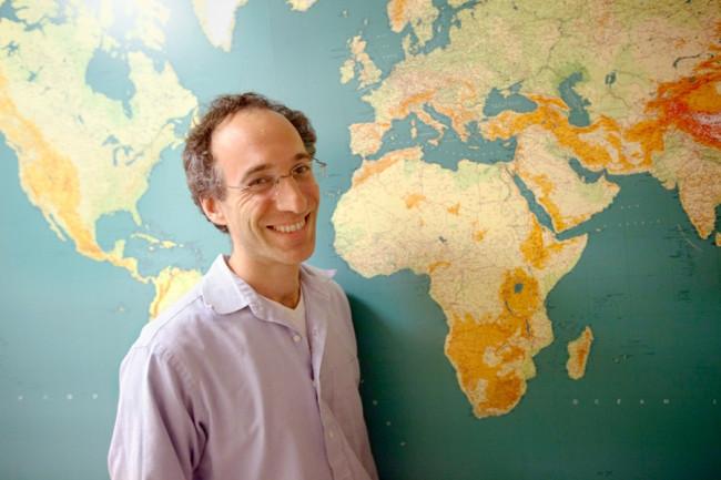 David Reich - Harvard