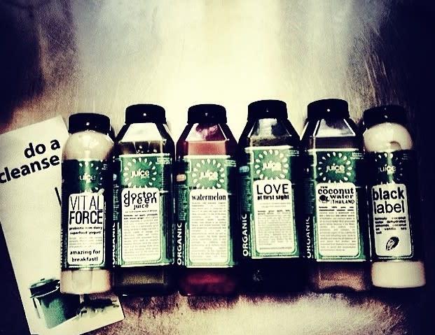 """Detoxifying"" charcoal juice cleanses? (Image Credit: martakat/flickr)"