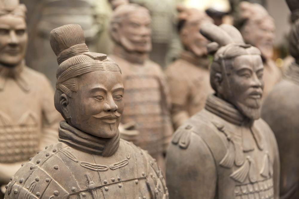 Scientists Find Out Why the Terracotta Army's Weapons Were So Well Preserved