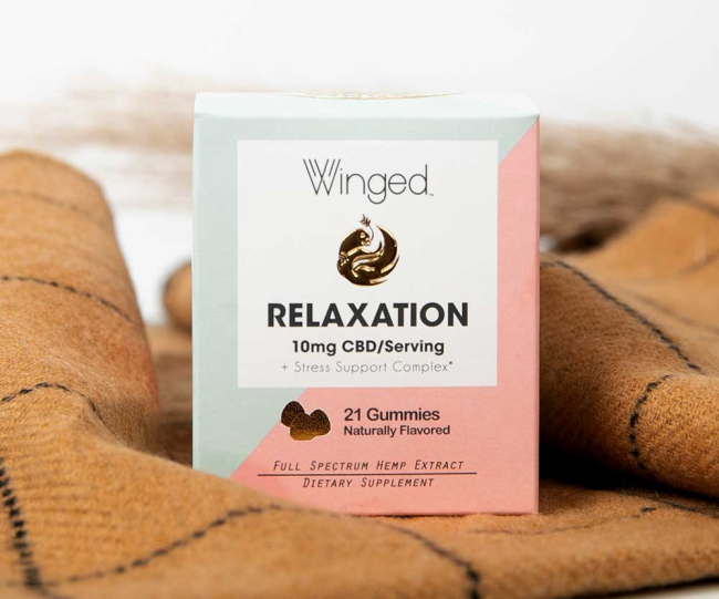 16 winged relaxation