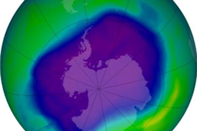 Ozone Hole 300