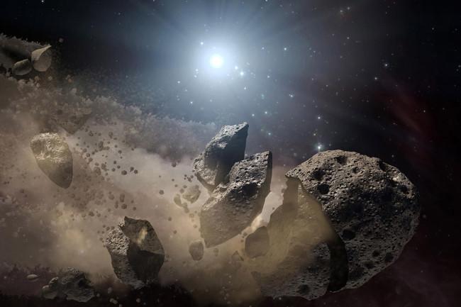 asteroid (29075) 1950 DA - NASA