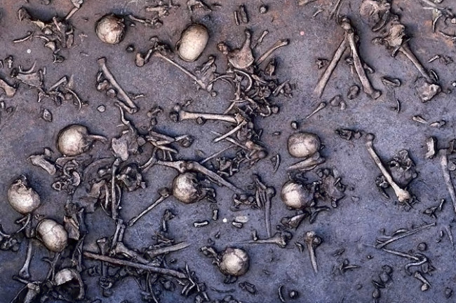 Are Humans Inherently Violent? What an Ancient Battle Site Tells Us