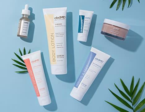 CBD Skin Care 1