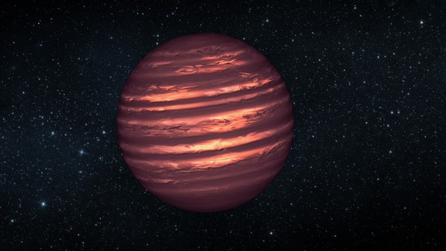 Brown Dwarf MACHO - NASA