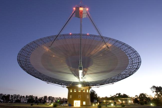 Parkes Observatory - NASA
