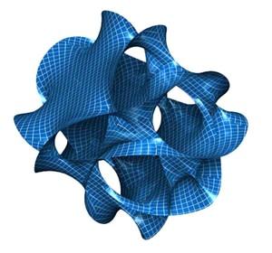 Calabi-Yau spaces, string theory - Roen Kelly