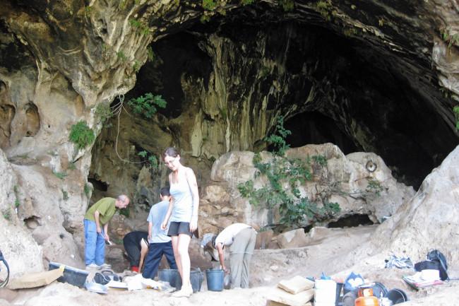 Raqefet Cave - Bridget Alex