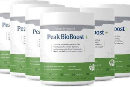 Peak BioBoost Review: Best Prebiotic Supplement Ingredients