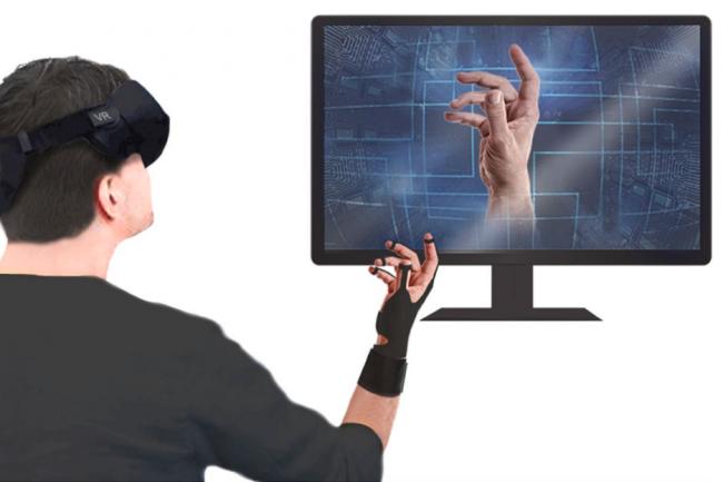 VR Glove - Sci Reports