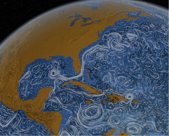 Ocean currents - NASA