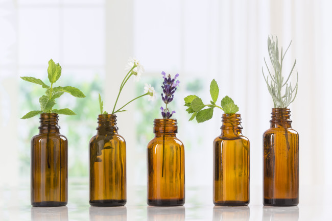 Essential Oils - Shutterstock