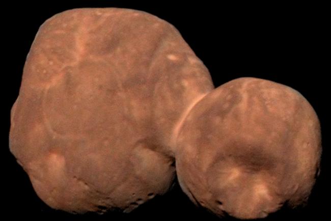 Arrokoth Ultima Thule - NASA