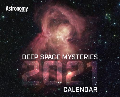 2021 Deep Space Mysteries Calendar