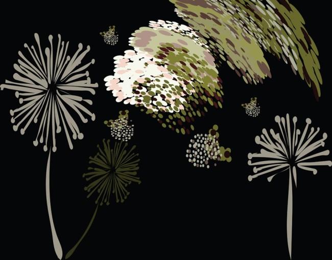 Allergies Art Dandelions Plants - Shutterstock