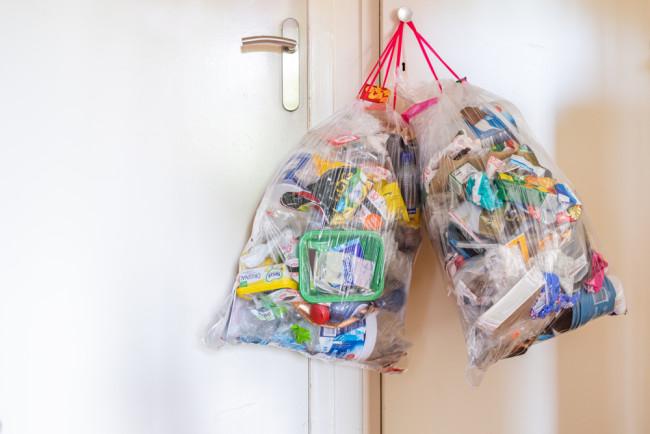 Plastic Bags - Shutterstock