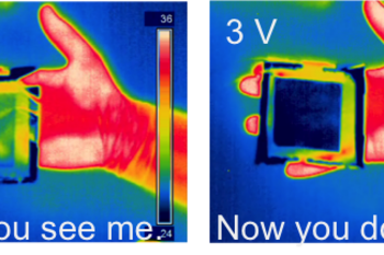 This Device Makes You Invisible to Thermal Imaging