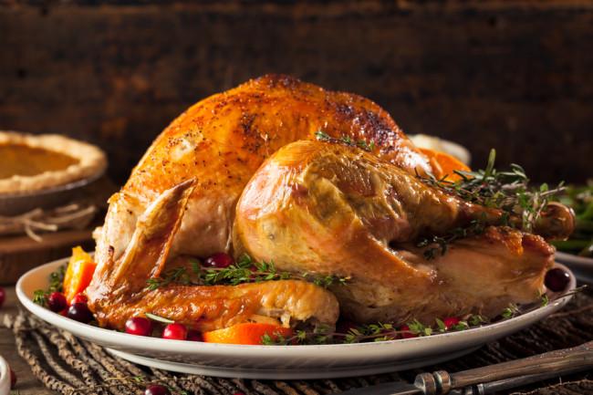 turkey holiday - shutterstock