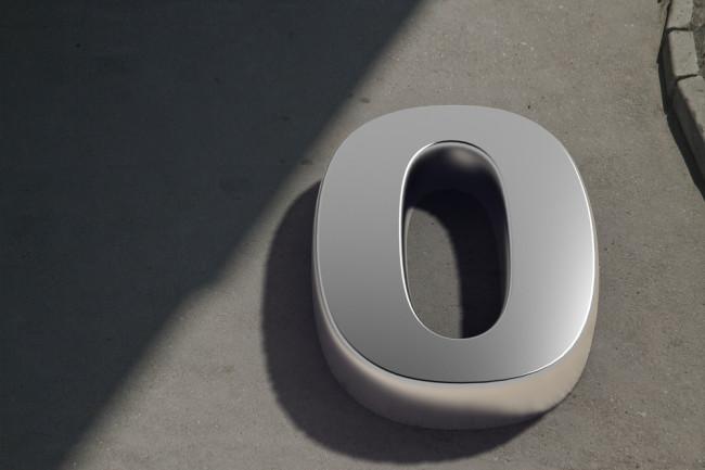 urban number zero 0 concept - shutterstock