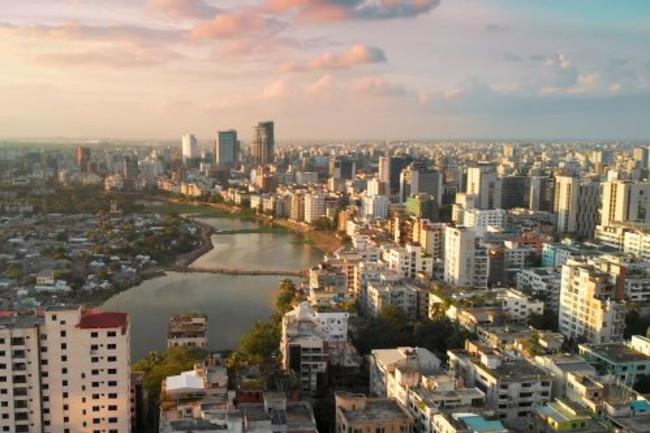 Dhaka, Bangladesh - Shutterstock