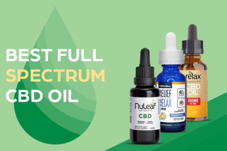 Full Spectrum CBD Oil - Buyer's Guide