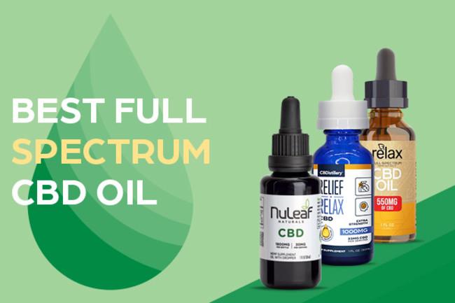 Pros Of Trying Full Spectrum CBD Product