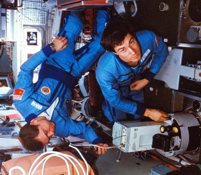 Cosmonauts