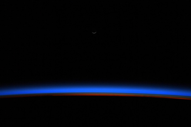 Moonrise-from-ISS
