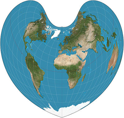 Finally, a World Map That Doesn\'t Lie | Discover Magazine