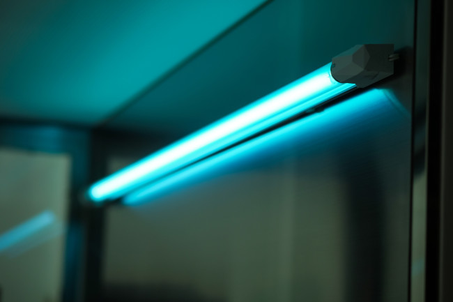 UV light concept - shutterstock