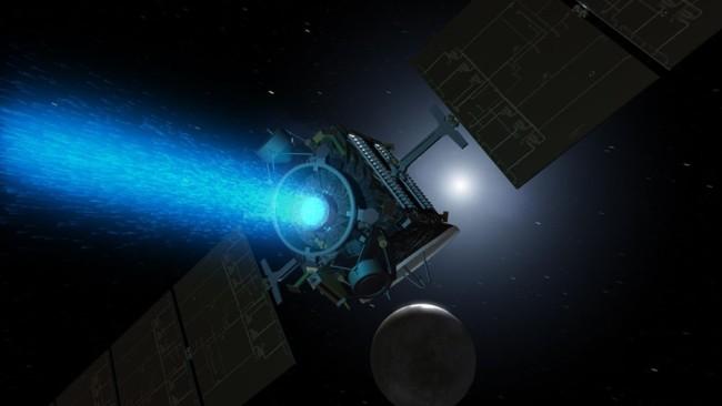 Dawn Spacecraft - NASA