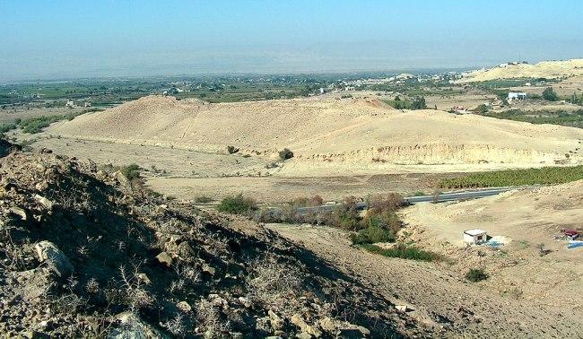 Tall el-Hamman