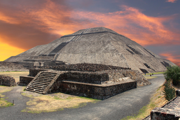 Why Was the Pyramid of the Sun Built?