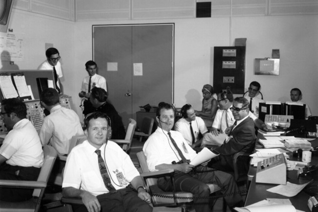 Maynard, Kelly, Apollo - NASA