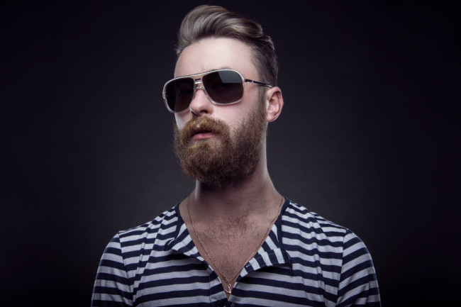 Beard Man - Shutterstock