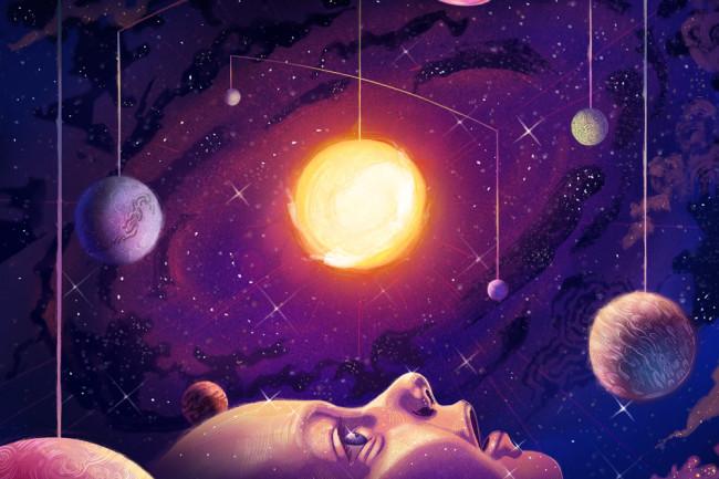 Babies in Space Header - David Curtis
