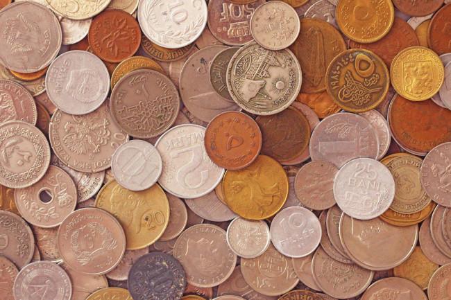 money coins shutterstock