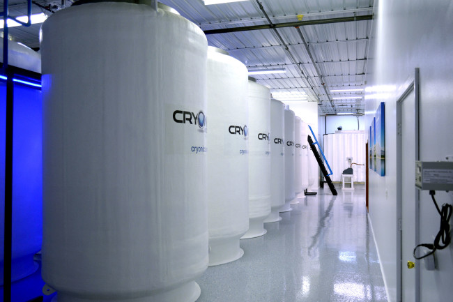 Cryonics institute - wikimedia commons