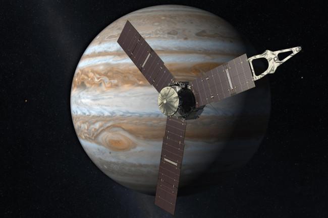 Juno - NASA - DSC-BI1216 01