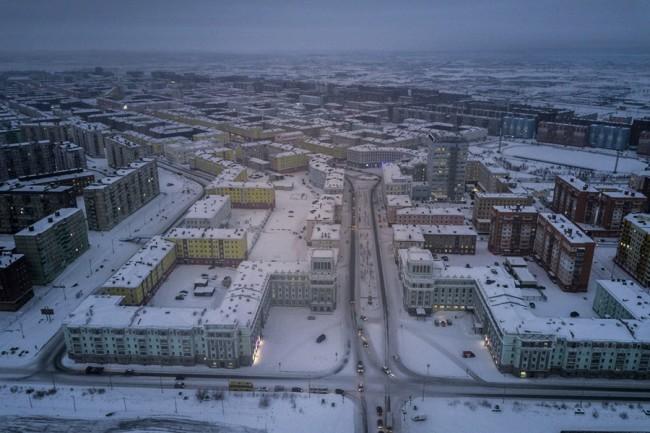 Norilsk, Siberia - NYT