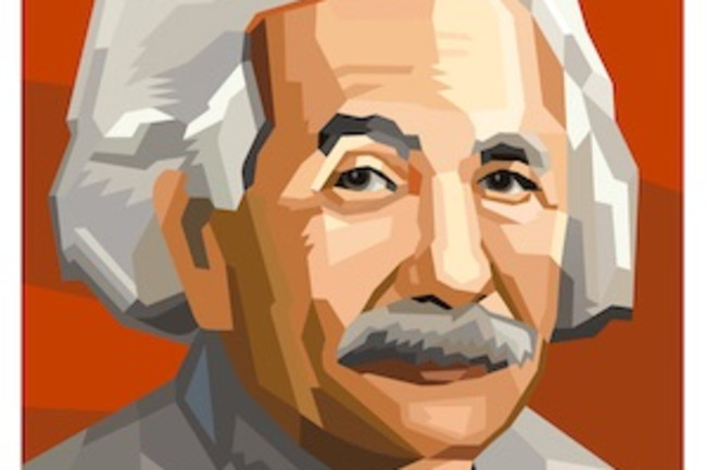 Albert Einstein - Mark Marturello - 3 DSC-A0517 02