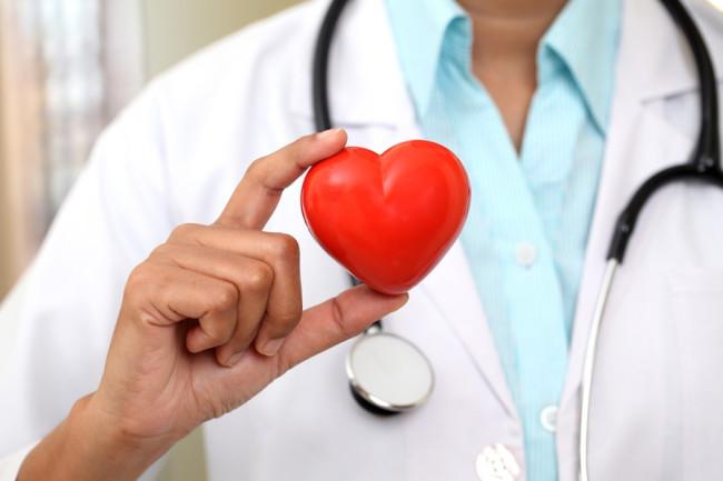 shutterstock doctor heart