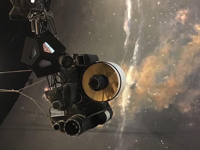Voyager scan platform - Doug Adler)
