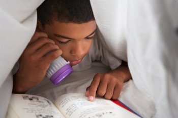 For Kids That Struggle With Vocabulary, Bedtime Is the Ideal Time to Learn New Words
