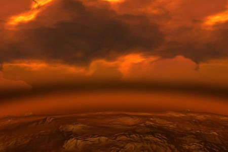 Astronomers Spy Phosphine on Venus, a Potential Sign of Life