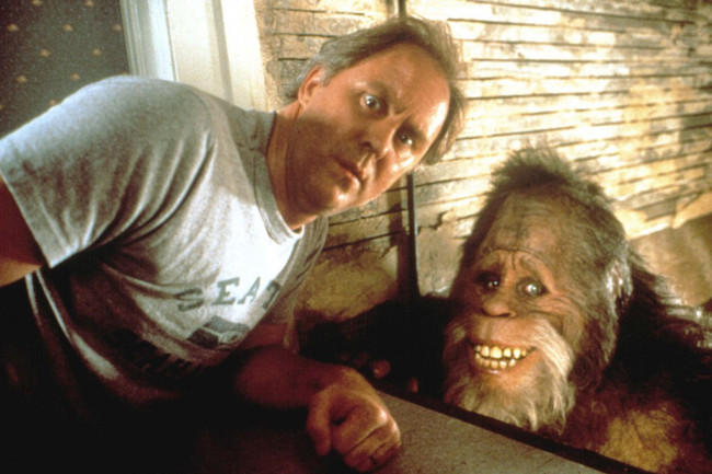 uncredited yeti sighting harry and the hendersons
