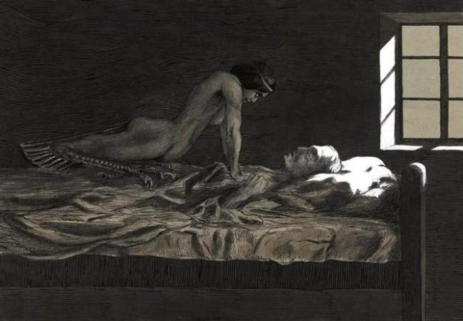 Sleep paralysis - Wikimedia